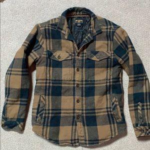 Billabong heavy flannel